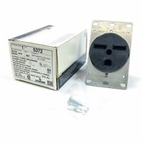 Leviton 5372 30 Amp 250 Volt Industrial Receptacle