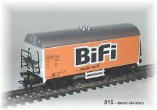 """Märklin 4415.815 Vagone frigorifero """"Bifi"""" #nuovo in confezione originale#"""