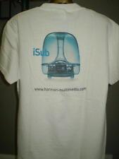 Harman/Kardon ISUB Partnerschaft mit Apple iMac Tee Shirt