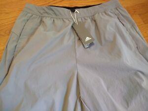 NWT Men's ADIDAS SID Sports Tracksuit Woven Bottoms Pants w/ Zipper Ankle CV3233