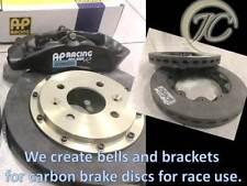 CARBON CERAMIC DISC BRAKE ROTOR RETROFIT CONVERSION BREMBO GT AP RACING PCCB CCM