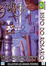 DVD Collection les grands peintres : Bispo do Rosario