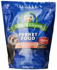 Sheppard and Greene Adult Ferret Food, 4-Pound, New, Free Shipping