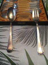 Kings Motif fourchettes à dessert Qualité Set de 12 design desert petits couverts