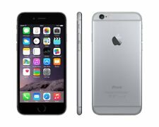 Apple iPhone 6 - 16GB - Space Gray (Unlocked) A1586 (CDMA + GSM) Smartphone 8MP