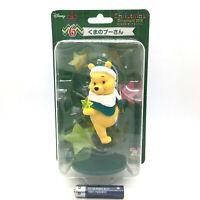 Disney Christmas Ornament 2018 WINNIE THE POOH Mini Figure Anime Toy