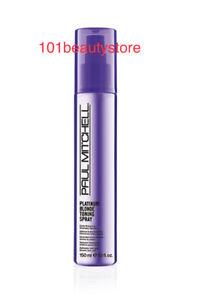 PAUL MITCHELL Platinum Blonde Toning Spray 5.1oz  / 150ml *NEW*