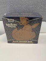 Pokemon TCG ~ Shining Fates Elite Trainer Box ~ Factory Sealed ETB ~ In Hand