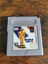 World Cup 98 Game Boy EUR