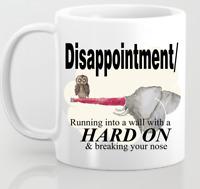 Funny Printed Cup Ceramic Mug Funny Gift boyfriend husband stocking filler