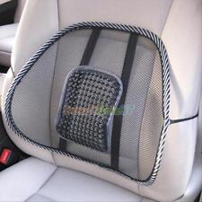 Car Seat Office Relax Chair Back Lumbar Waist Massage Mesh Cushion Support  Pad