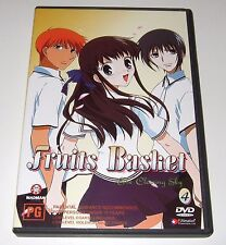 Fruits Basket : Vol 4 - The Clearing Sky (DVD, 2003)