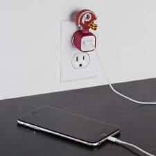 Washington Redskins I-Phone IPhone Charger Champ USB Adapter Sleeve NFL FATHEAD