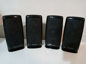 Samsung Front/Rear Speakers PS-RBD1250 & PS-FBD1250 Home Theater System Set Of 4