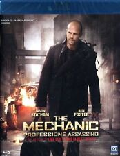 THE MECHANIC - PROFESSIONE ASSASSINO - BLU-RAY   AZIONE