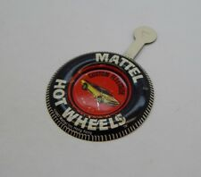 Redline Hotwheels Button Badge Metal Hong Kong Custom Fleetside R17307