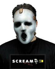 Mask Horror Scream MTV Ghostface Maschera Plastica Smiffy's Art.50161 One Size