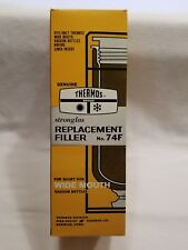 Vtg Genuine Thermos WideMouth Vacuum Replacement Filler 74F Stronglas Quart Size