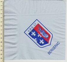 Serviette en papier du MESS sérigraphiée de la CRS 17 Bergerac