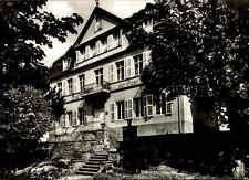 BRODENBACH Mosel AK ca. 50/60er Haus Post-Hotel alte s/w Ansichtskarte ungelauf.