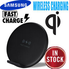 Samsung QI Fast Wireless Charger Rapid Stand Pad Galaxy S9 S9 Plus  AU