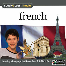 Speak & Learn French (2 Audio CDs) by Selectmedia
