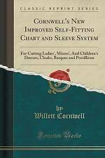 Cornwell's New Improved Self-Fitting Chart and Sleeve System: For Cutting Ladies