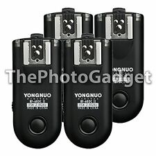 2 Sets Yongnuo RF-603 II N1 Wireless Radio Flash Trigger for Nikon N1