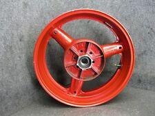 98 Suzuki GSXR GSX-R SRAD 600 Rear Rim Wheel R22