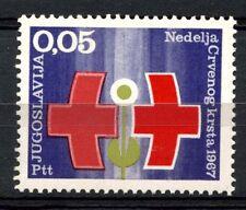 Yugoslavia 1967 SG#1239 Obligatory Tax Red Cross MNH #A33193