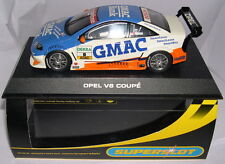 "SUPERSLOT H2569 OPEL ASTRA V8 COUPE  ""GMAC"" A.MENU #8  SCALEXTRIC UK  MB"