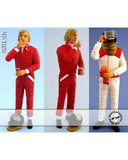 1/20 JAMES HUNT DRIVER FIGURE for TAMIYA M23 McLAREN HESKETH RUSH LAUDA