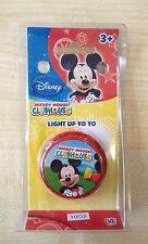 Mickey Mouse Light up Yo Yo Disney Clubhouse Yo-Yo, Brand New TRUSTED UK SELLER
