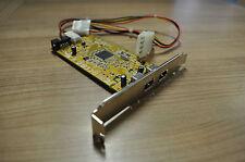 HP FireWire Adapter 2 Port IEEE 1394A 400 Mbit - 515182-001 i.LINK
