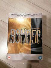 James Bond Collection (DVD, 2012, 22-Disc Set, Box Set)