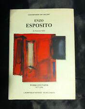 Enzo Esposito Work on Paper 1977-1993