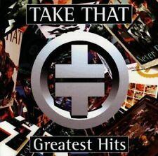 Take That - Greatest Hits - U.K. CD album 1996
