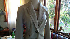 STUNNING GERRY WEBER BNWOT $300 NEW AM TO PM PLEAT COAT M- JACKET- EVENING 12 14