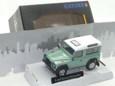 New 1:43 Land Rover Defender 90 HUE 166 Heritage Green TDi TD5 4x4 SUV County