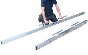 Aluminium Tamping Beam Flooring Rule 4.0 meter Length NP-TB1-400