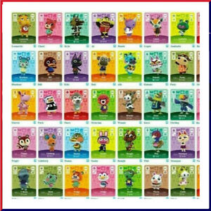 Animal Crossing Series 1 Amiibo Cards Pick Your Own Nintendo Switch 001-100