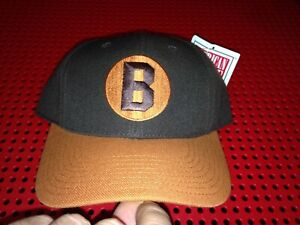 Vintage American Needle 1929 Baltimore Black Sox fitted hat size 7 5/8 NWT