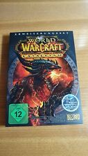World Of WarCraft: Cataclysm (PC, 2010, DVD-Box) Verpackung