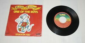 "Rose Tattoo : One Of The Boys, Rare 1st Press Vinyl 7"" Single 1980 WEA Records"