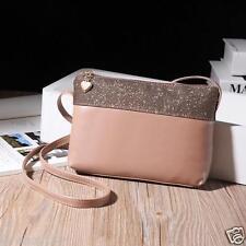 Brand Women Leather Shoulder Bag Satchel Hobo Messenger Cross Body Handbag Purse