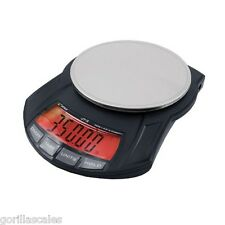 Digital Scale 350g x 0.01g Jennings JScale JT-2 350 Top Loader Carat AC Adapter