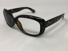 RAY-BAN JACKIE OHH Sunglasses Frame Italy RB4101 710/58 Brown Tortoise XW94