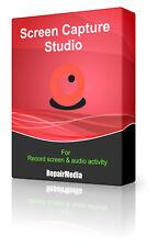 CamStudio - ScreenCapture Studio Record Games, Video Calls, Screencasts Software