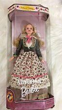 "Barbie Doll ""Austrian Barbie"" 1998 Special Edition New In Box"