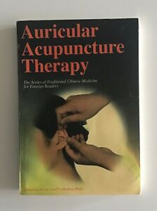 Auricular Acupuncture Therapy by Xiao Fei and Wei Lushuang (PB) 1st Edition 1996